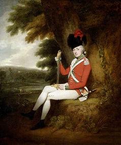 Captain Edward William Leyborne-Popham 1