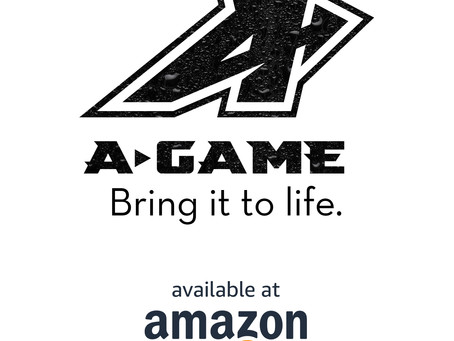 A-GAME COMES TO AMAZON!