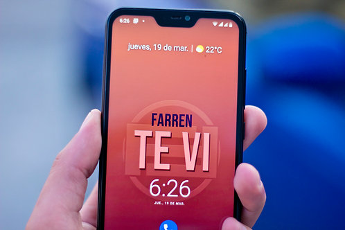 Wallpaper Mobile - Farren -Te Vi
