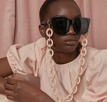 Acrylic Sunglass Chain