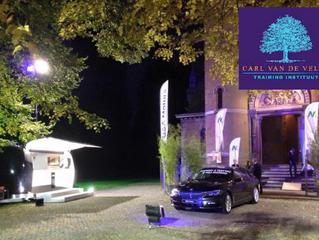 Unieke samenwerking tussen Ambiance Mobile en het Carl Van de Velde Training Instituut