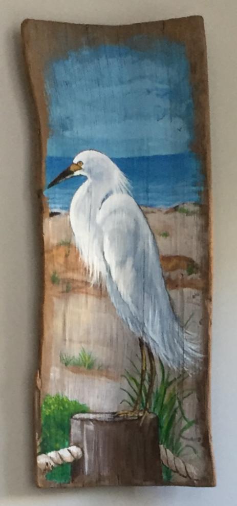 egret on driftwood.png