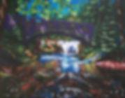 WHATCOM FALLS SPLENDOR____Original - 32
