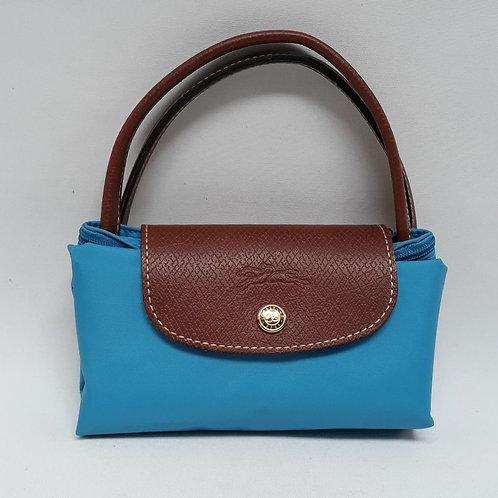 Longchamp Shopping Le Pliage S Sky Blue