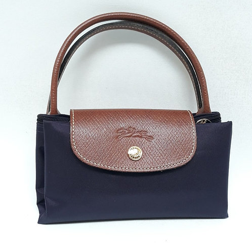 Longchamp Shopping Le Pliage S DonkerPaars