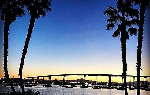 Paradise in San Diego, Coronado Bridge