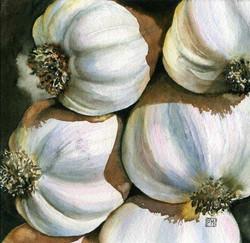 Garlic £200 (Sold)