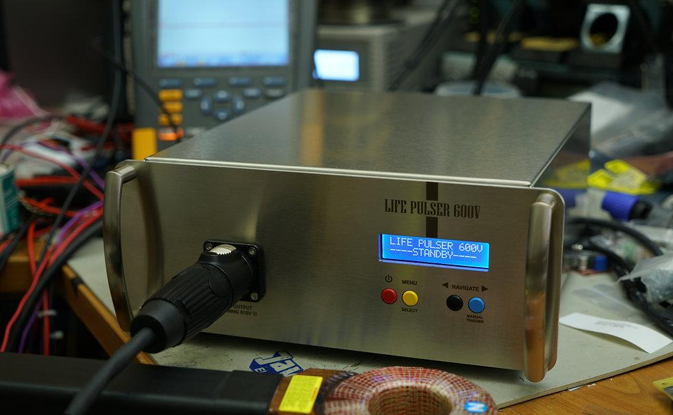 Pro Magnetic Pulser, Life Pulser 600V. Bob Beck magnetic pulser