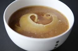 フカヒレ姿煮湯麺