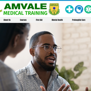 New Training Website