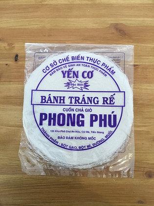 Banh Trang Re - Vietnamese Spring Roll wraps