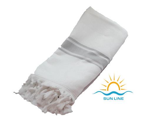 Peshtemal Towel Brown Stripe