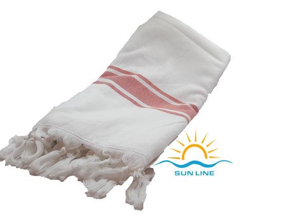 Peshtemal Towel Pink Stripes