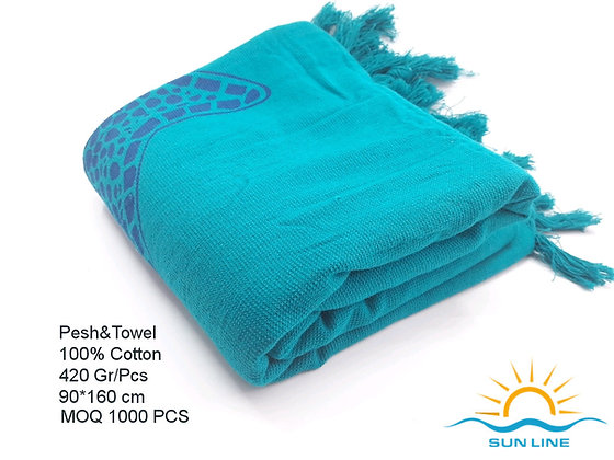 Hammam Towel From Denizli PeshCraft