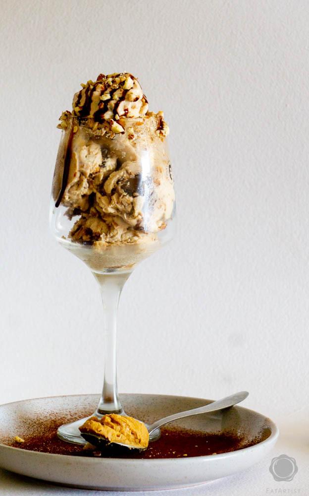 Peanut Butter Chocolate Icecream