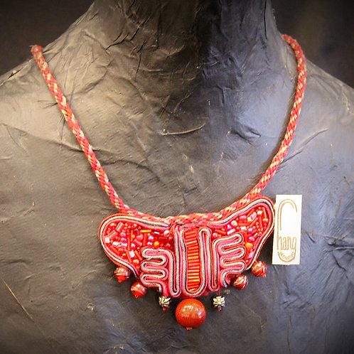 Cherry Queen Necklace