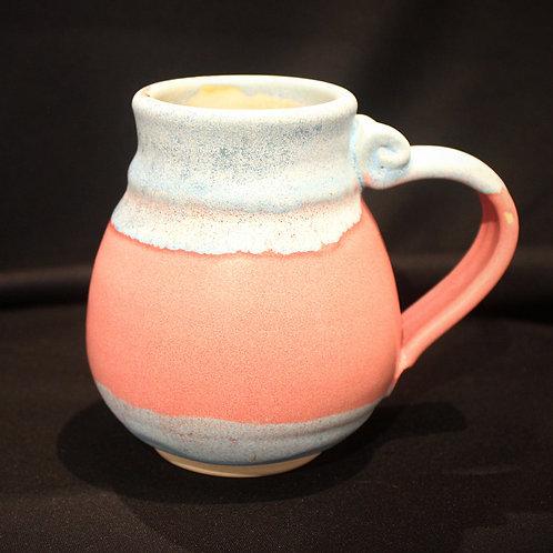 Pink and Blue Mug 2