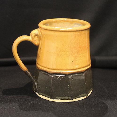 Orange and Brown Mug