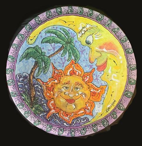 Moon Over Miami Platter