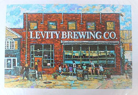 Levity Brewing (PRINT)