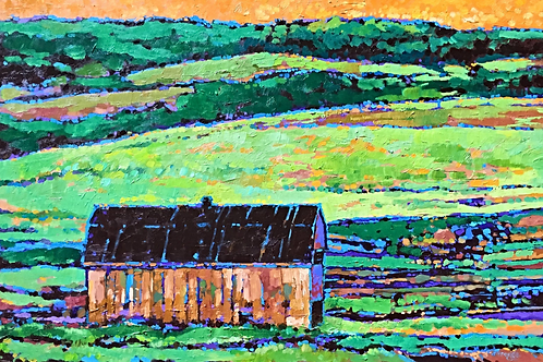 Barn in the Valley (LEVITY)