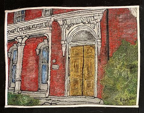 History House Doorway
