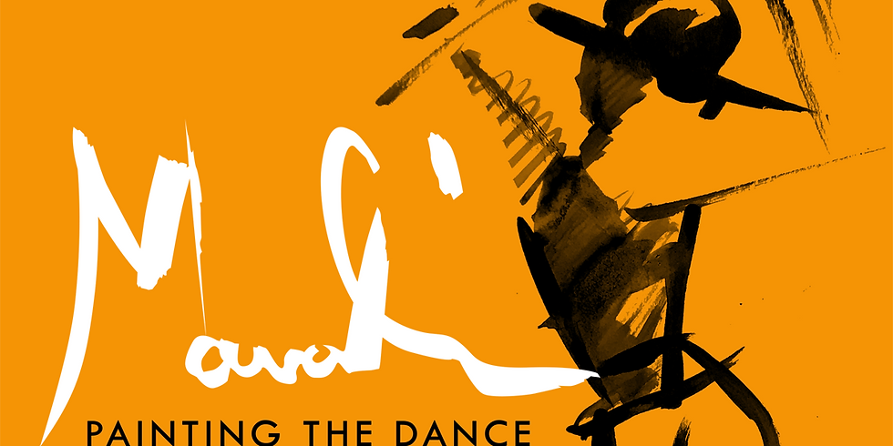 "Mandi Moerland's ""Painting the Dance"" Exhibition"