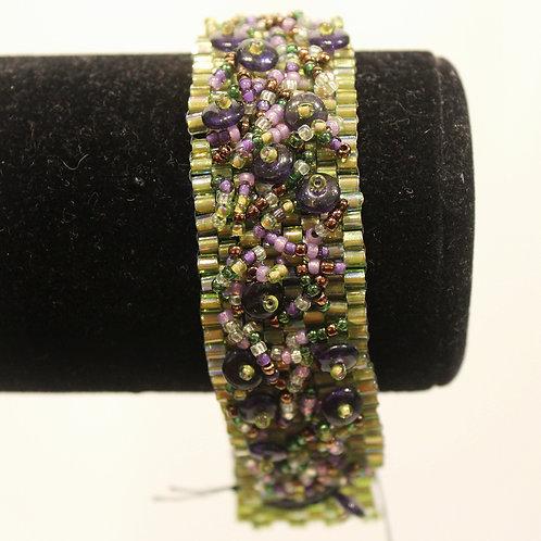 Lime Green Bracelet