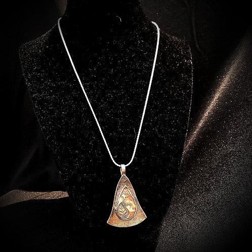 Leaf Star Necklace