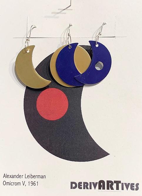 Omicrom V, 1961 Earrings
