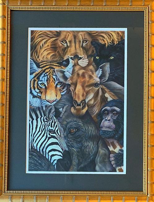 Safari Selfie