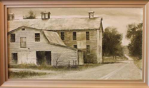 Waterside Woolen Mill (Waterside, PA)