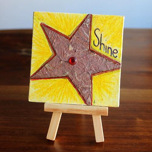 Shine Tiny Canvas