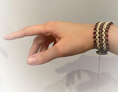 Petite Amber Drops Bracelet