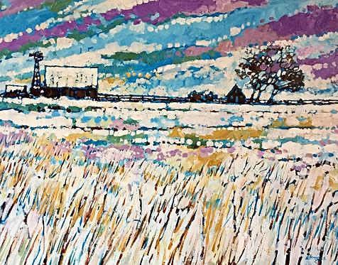 Fields of Snow (LEVITY)