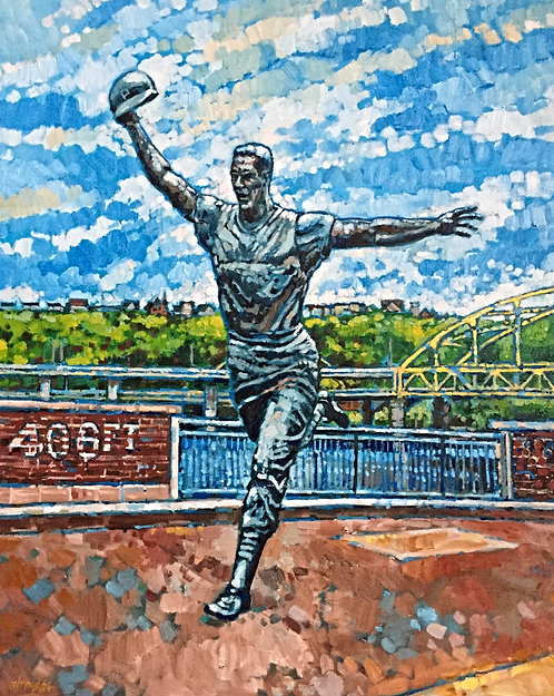 Bill Mazeroski (LEVITY)