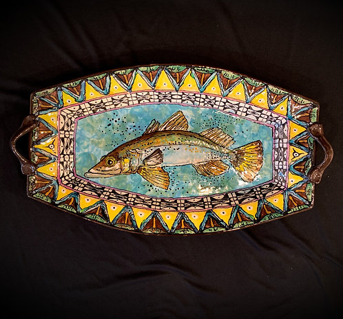 Snook Fish Platter