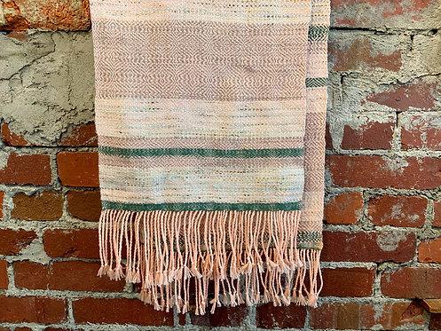 Overshot Woven Wrap