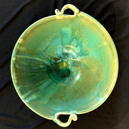 Green Cone Bowl