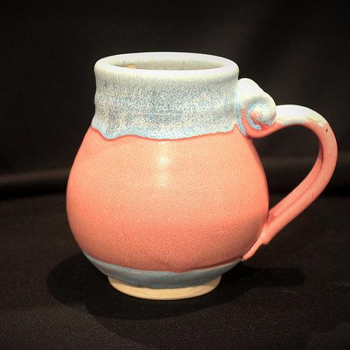 Pink and Blue Mug 1