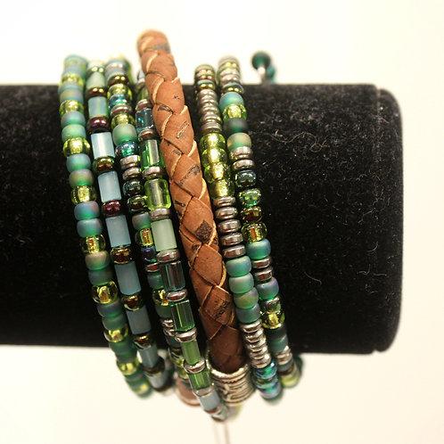 Greens Bracelet