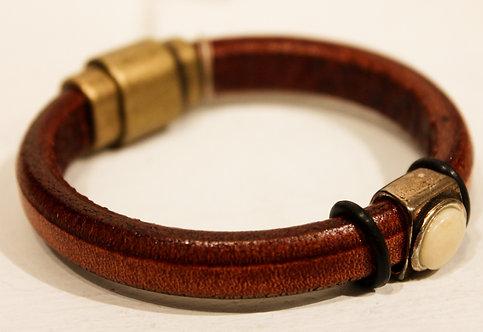 Bracelet with White Circle
