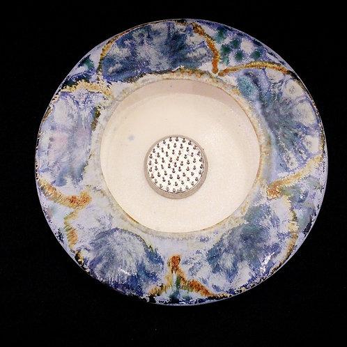 Blue Ikabana Vase