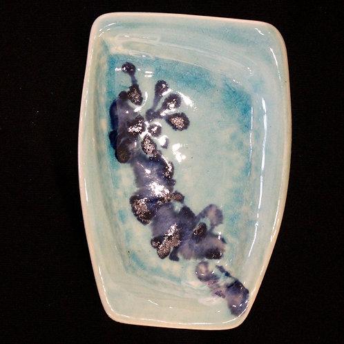 Blue Tiny Tray