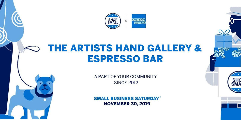 Small Business Saturday at The Hand