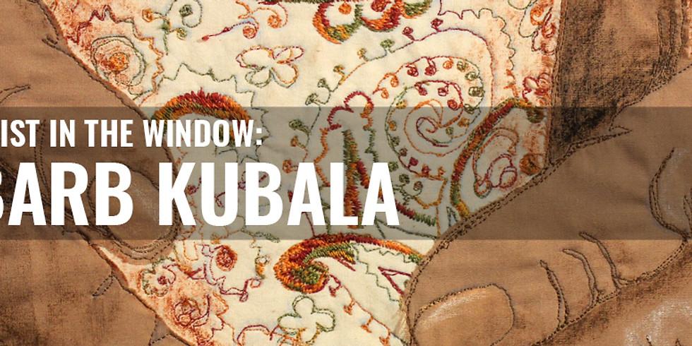 Artist in the Window: Barb Kubala