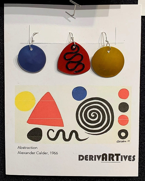 Abstraction Earrings