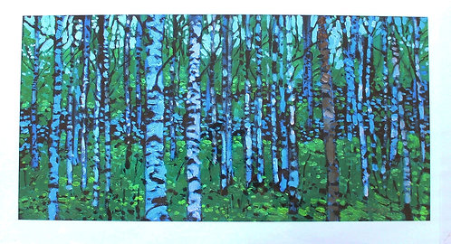 Birches (PRINT)