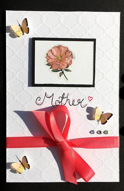 Handmade Mother Card