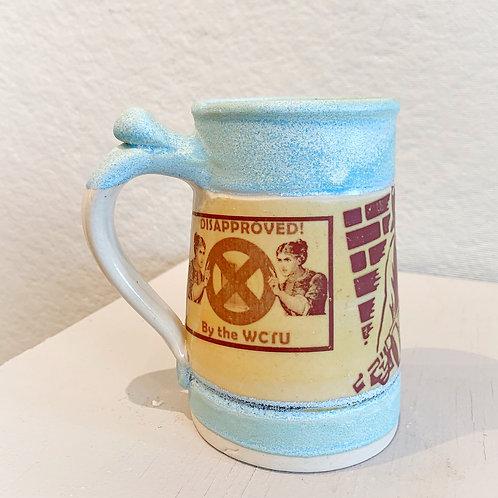 Large Prohibition Mugs